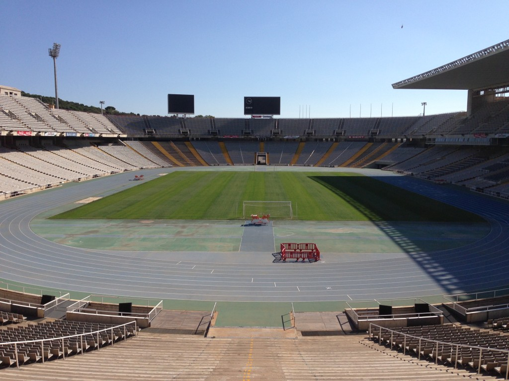 Barcelona, Spain, Olympic Stadium, 1992 Summer Olympics