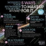American Express Passion Project: Missed the Summer Travel Rush?