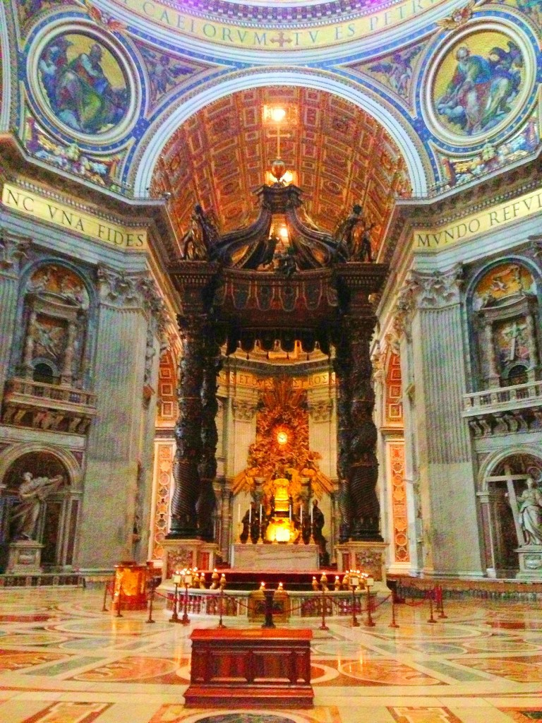 San Pietro, St Peters, Pope, Rome, Italy, Vatican City, Vatican, Pope Francis