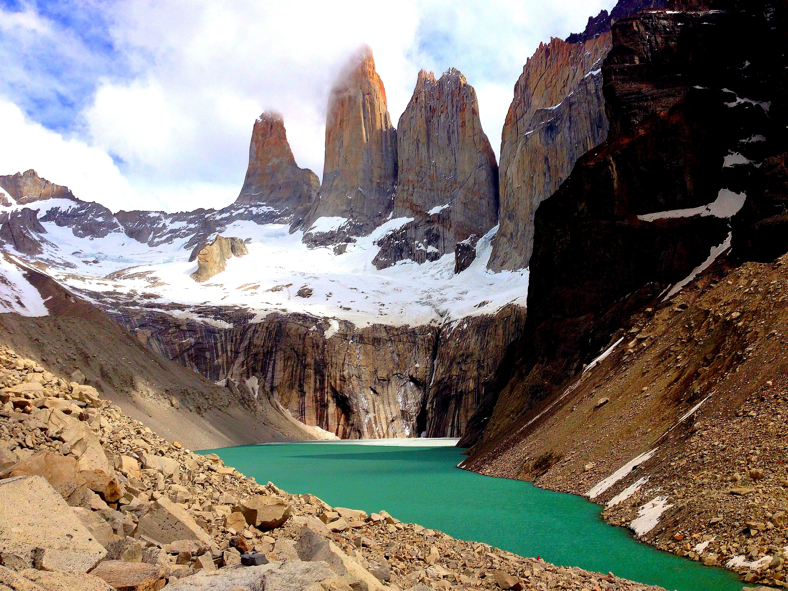 Hiking Torres Del Paine in Chilean Patagonia