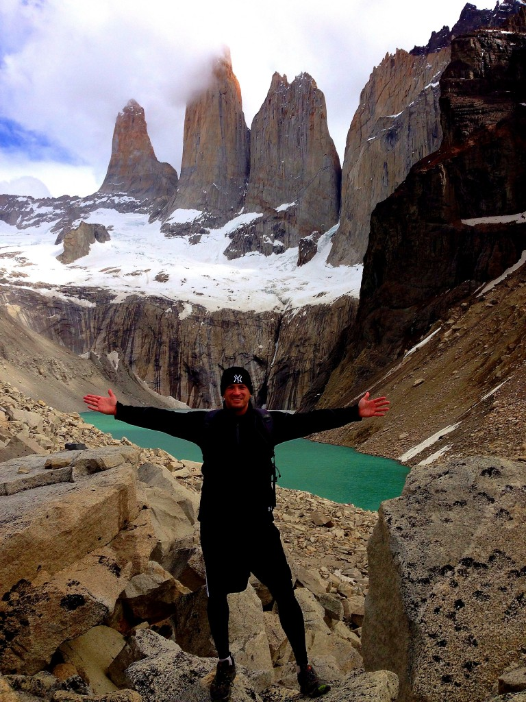 Lee Abbamonte, Chile, Torres Del Paine