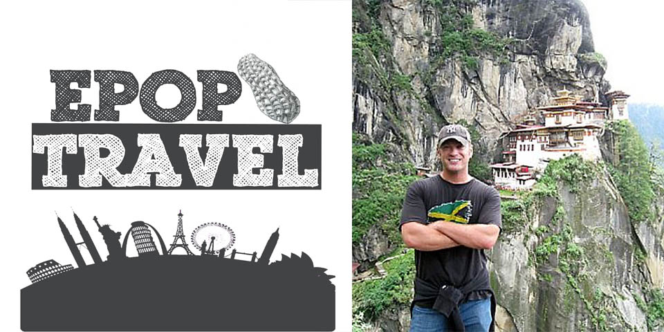 Extra Pack of Peanuts, Podcast, travel podcast, Lee Abbamonte, travel