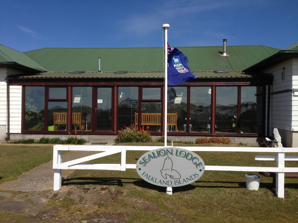 Sea Lion Lodge, Sea Lion Island, Falkland Islands