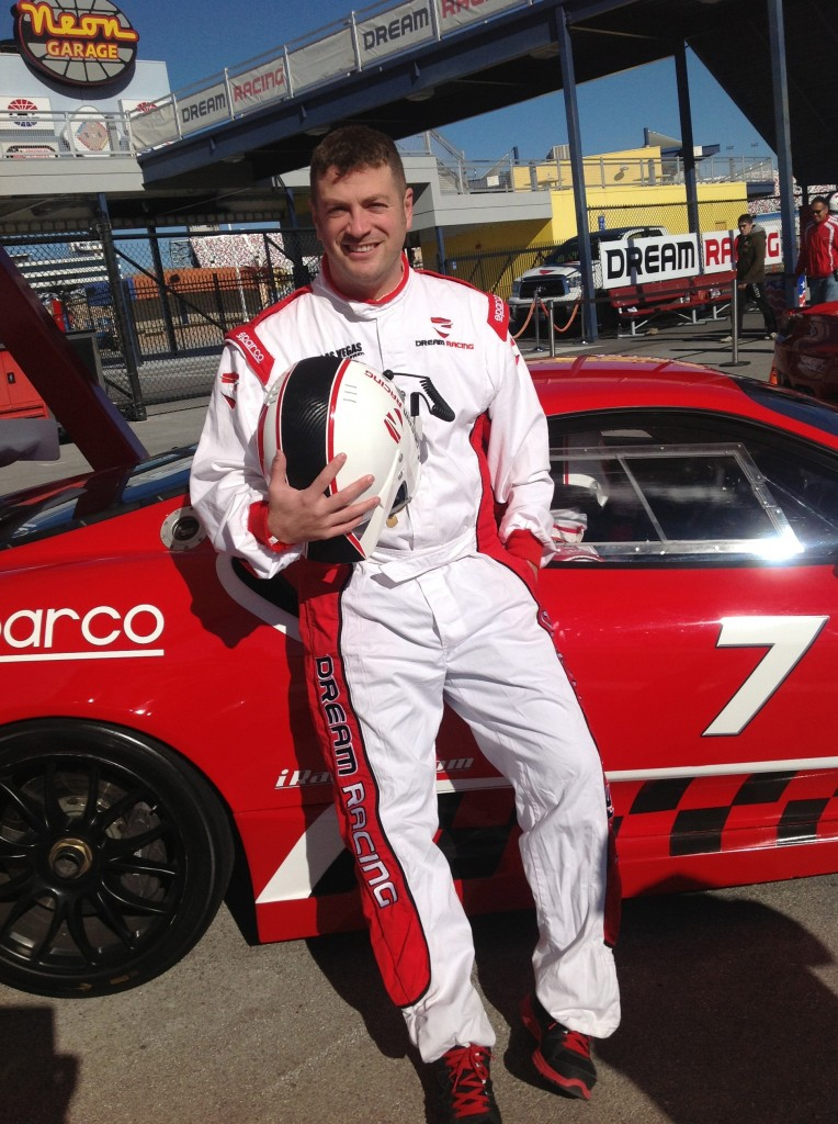Lee Abbamonte, Dream Racing, Ferrari Racing in Las Vegas