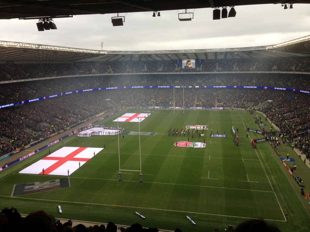 Twickenham, Rugby, six nations