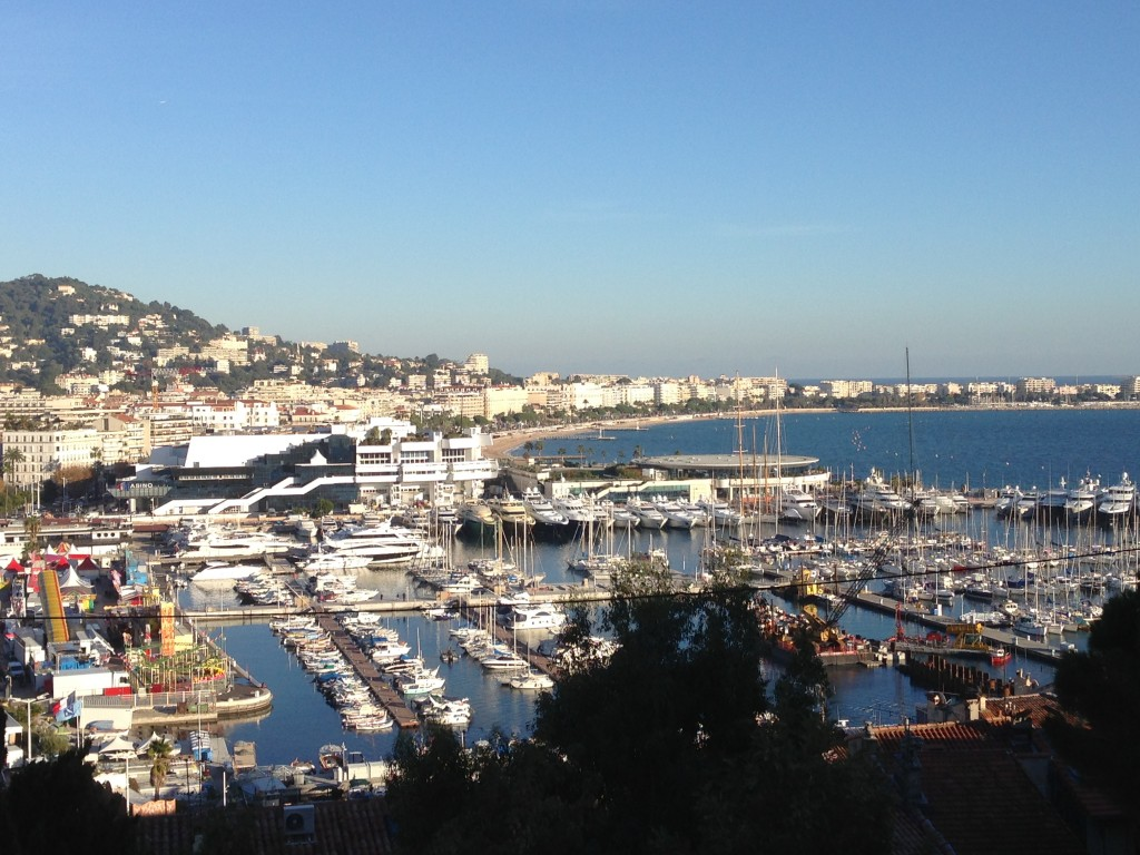 ILTM Cannes 2013, ILTM 2013, ILTM, Cannes, International Luxury Travel Market, France, Europe, view from old town Cannes