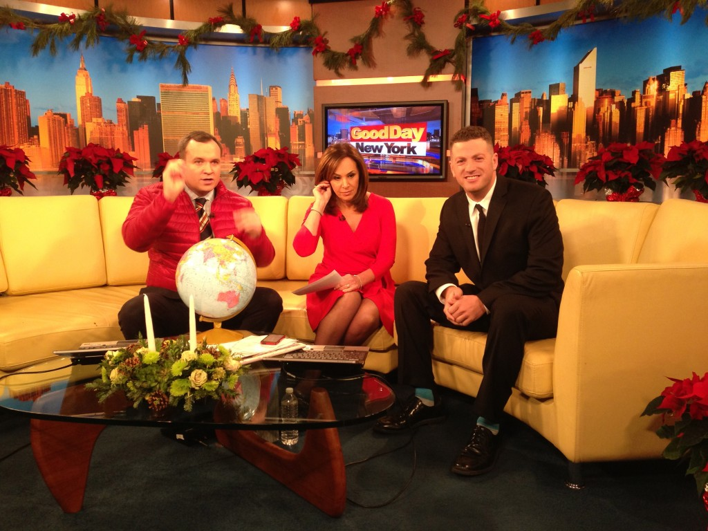 Good Day New York, GDNY, Rosan