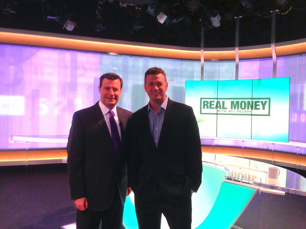 My Al Jazeera America Appearance on Real Money