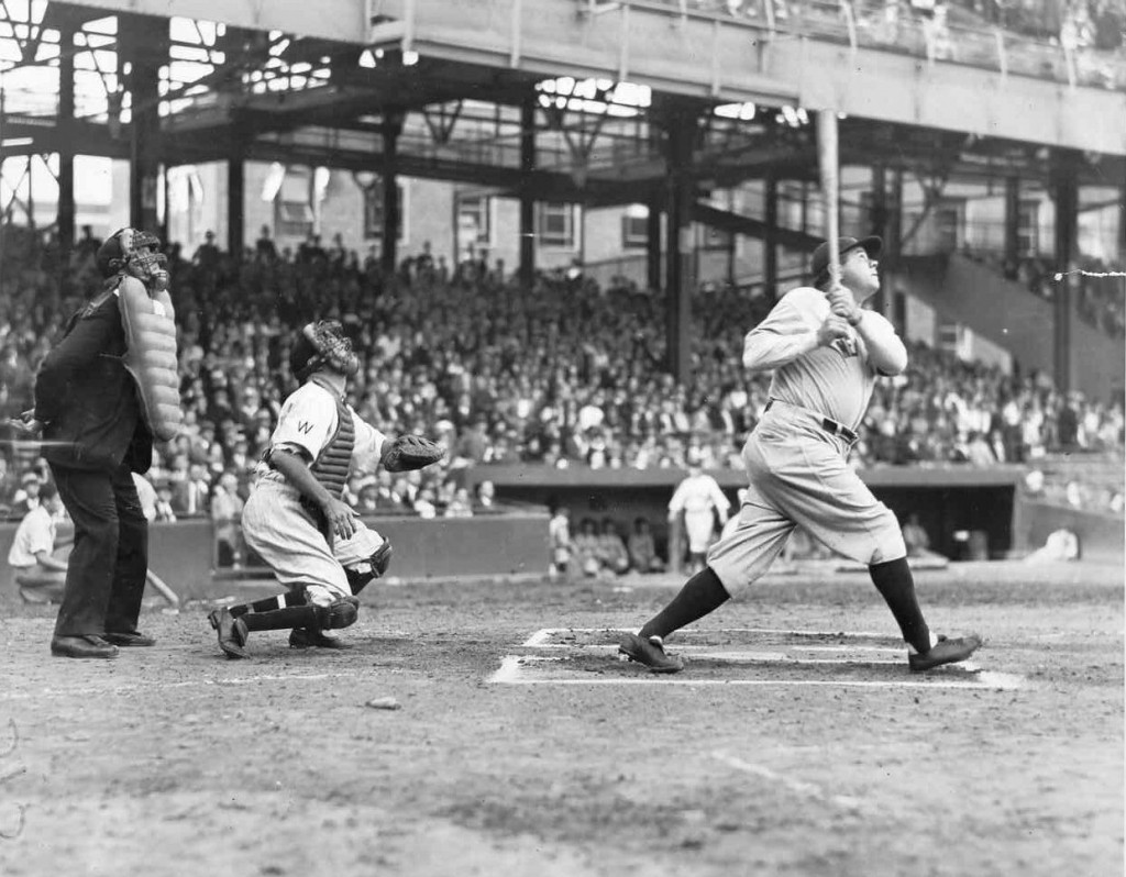 Babe Ruth, Mount Rushmore of Sports