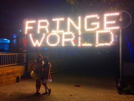 fringe world, northbridge, perth, western australia, australia