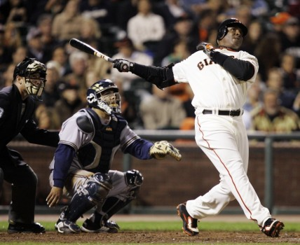 Barry Bonds, Mount Rushmore of Sports
