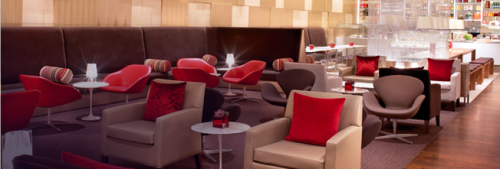 airline club lounge