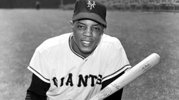 Willie Mays, Mount Rushmore of Sports