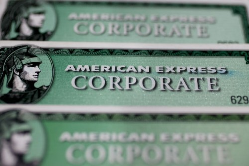 amex corporate cards