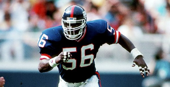 Lawrence Taylor, LT, Mount Rushmore of Sports