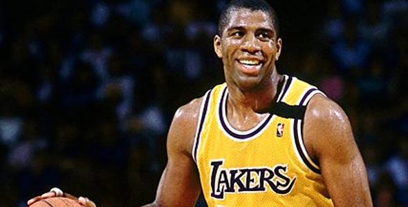 Magic Johnson, Mount Rushmore of Sports