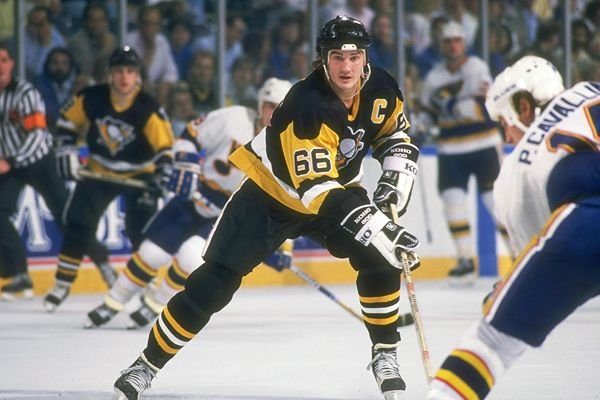 Mario Lemieux, Mount Rushmore of Sports
