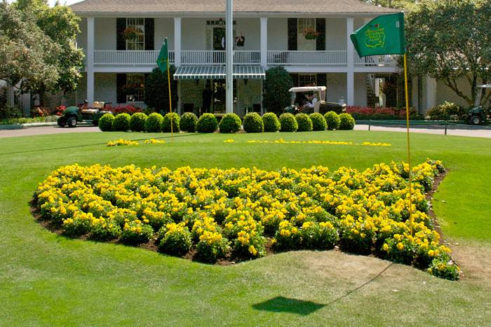 The Masters, golf