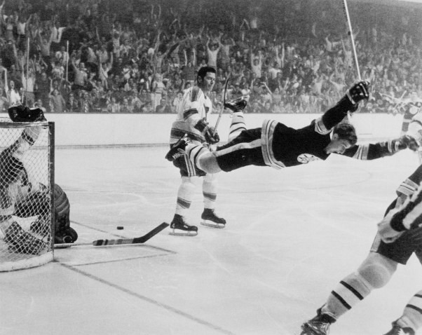 Bobby Orr, Mount Rushmore of Sports