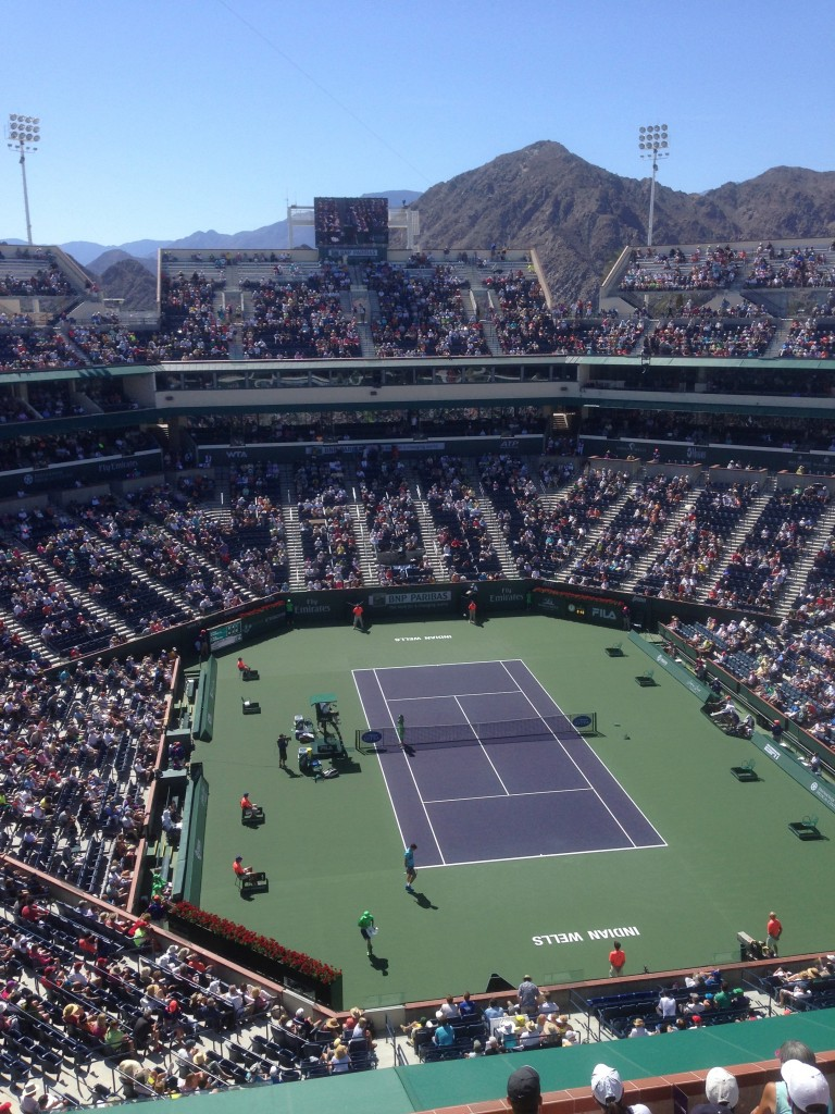 Indian Wells Masters tennis, tennis
