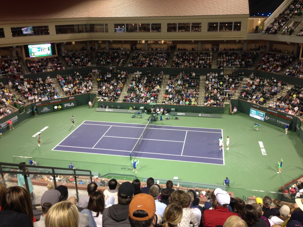 Indian Wells Masters tennis, tennis, stadium 2