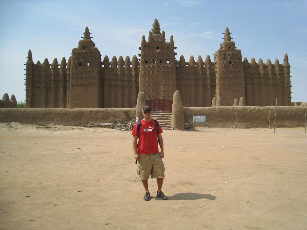 Lee Abbamonte, Djenne, Mali, Africa, mud mosque