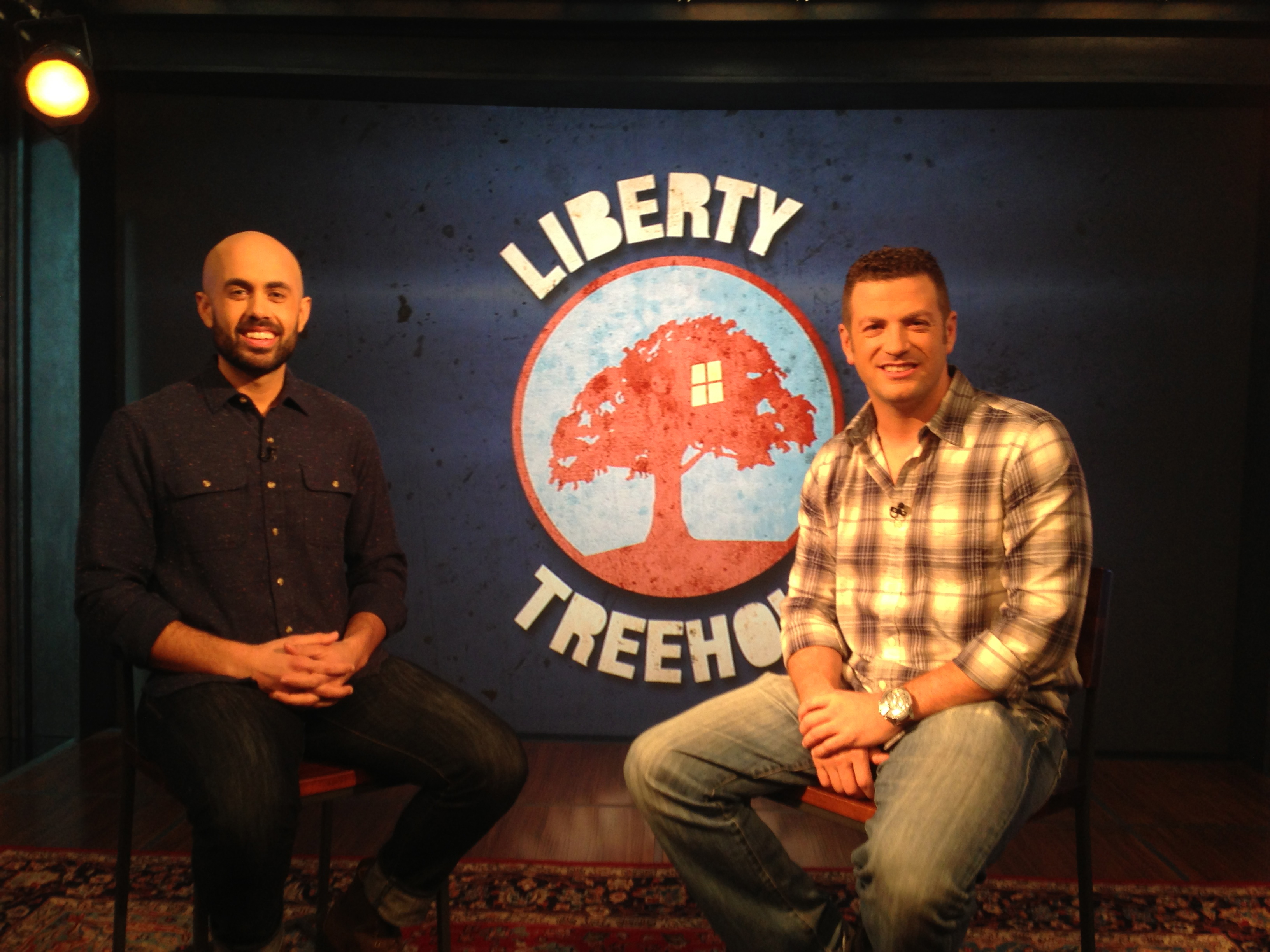 My TV Segment on Liberty Treehouse