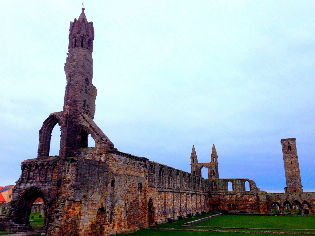 Cathedral of St. Andrews, Scotland