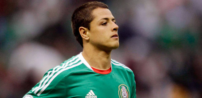 Chicharito, Team Mexico