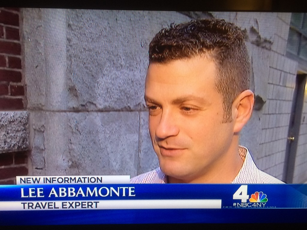 Lee Abbamonte, NBC News, New York
