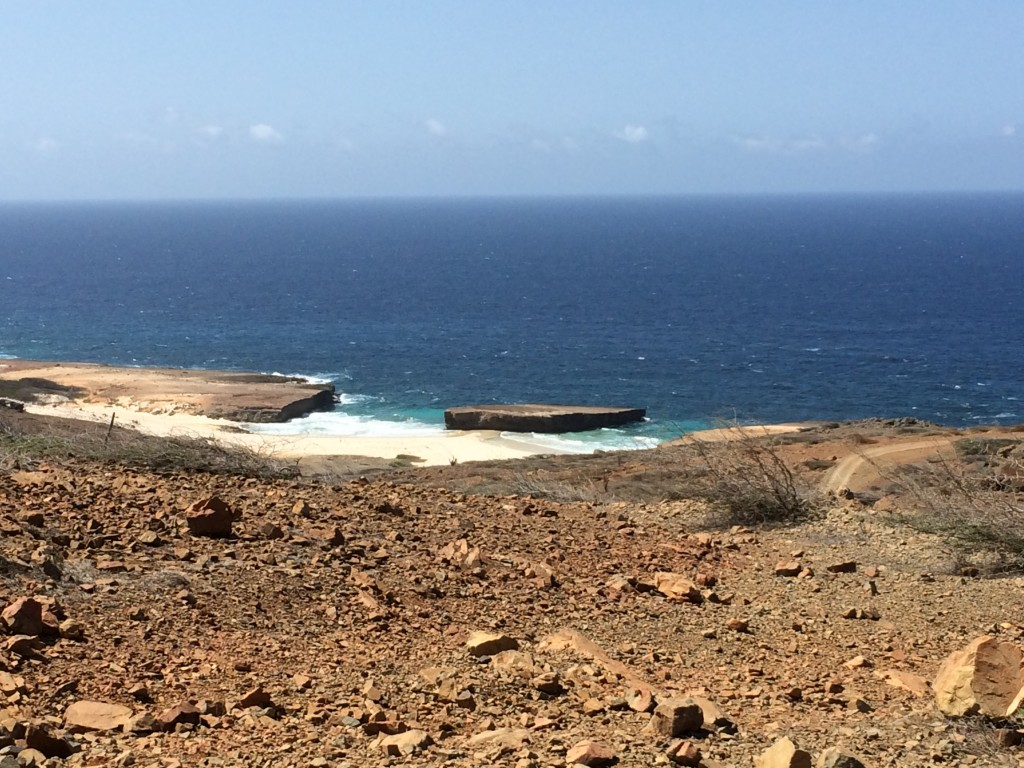 Aruba, wild coast, Arikok National park