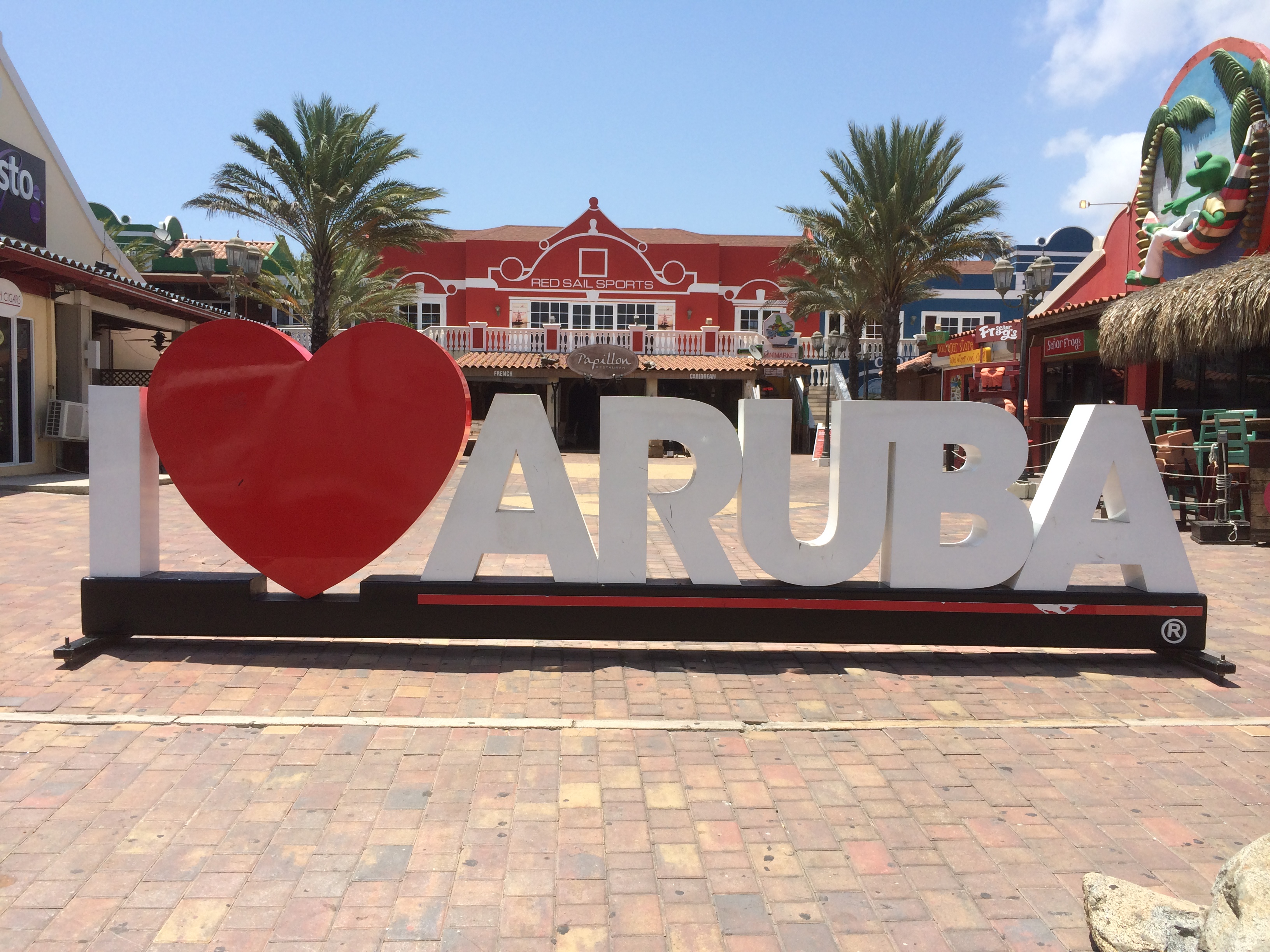 Aruba 10 Years Later