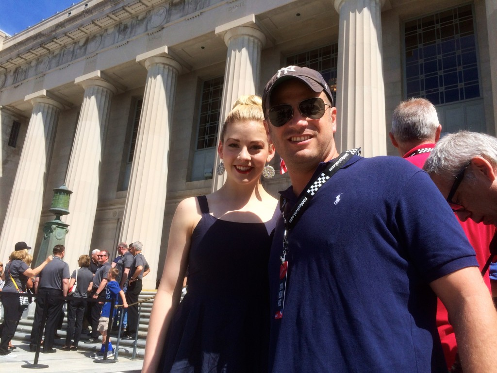 Gracie Gold, Lee Abbamonte