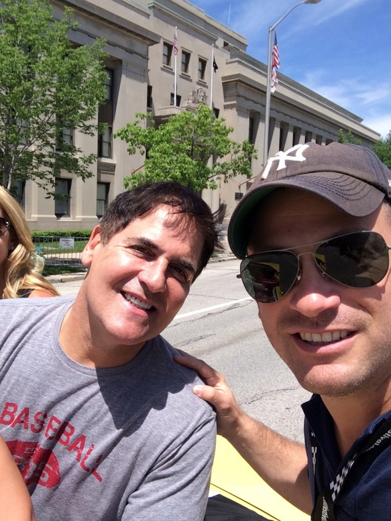 Mark Cuban, Lee Abbamonte