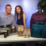 Satellite Media Tour for Guinness Storehouse