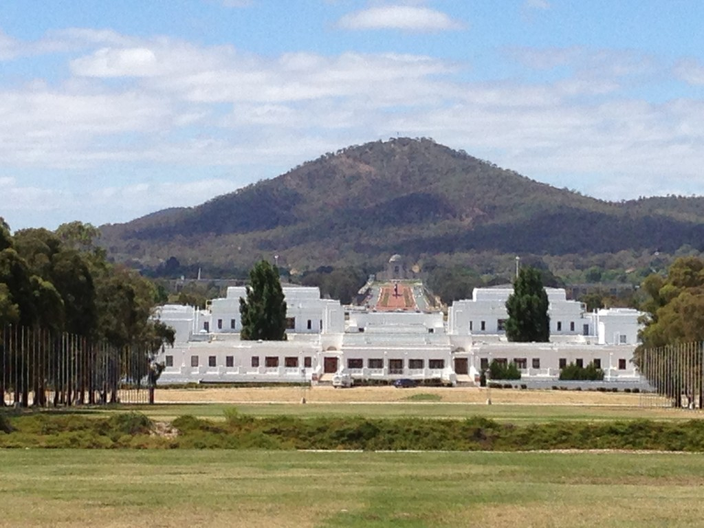 Old Parliament House, Canberra, Australia, ACT