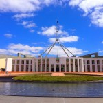 One Day in Canberra, Australia