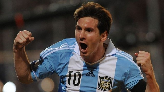 Lionel Messi, Argentina, World Cup