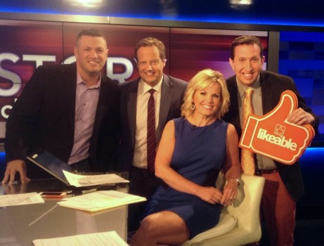 Lee Abbamonte, FOX News, man panel, The Real Story, Gretchen Carlson