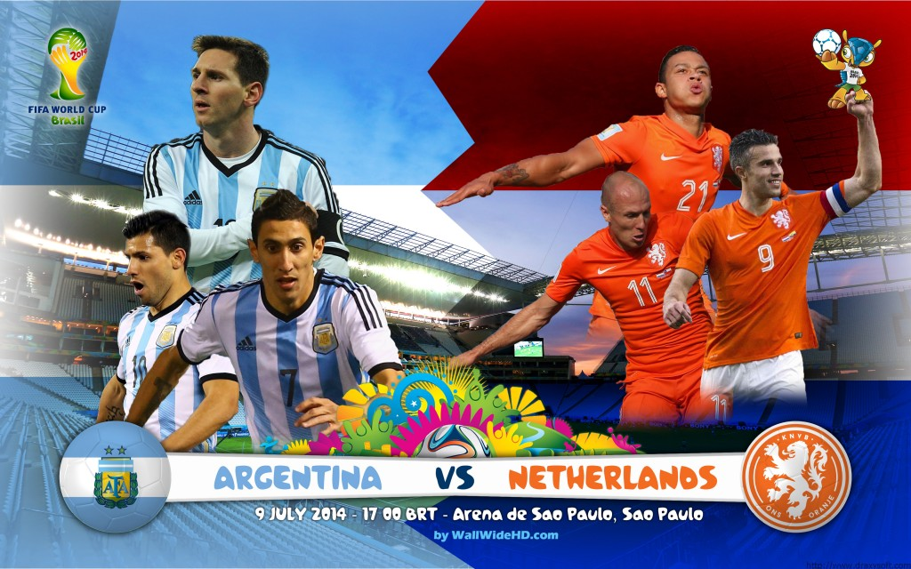 Argentina-vs-Netherlands-2014-World-Cup-Semi-finals-Football