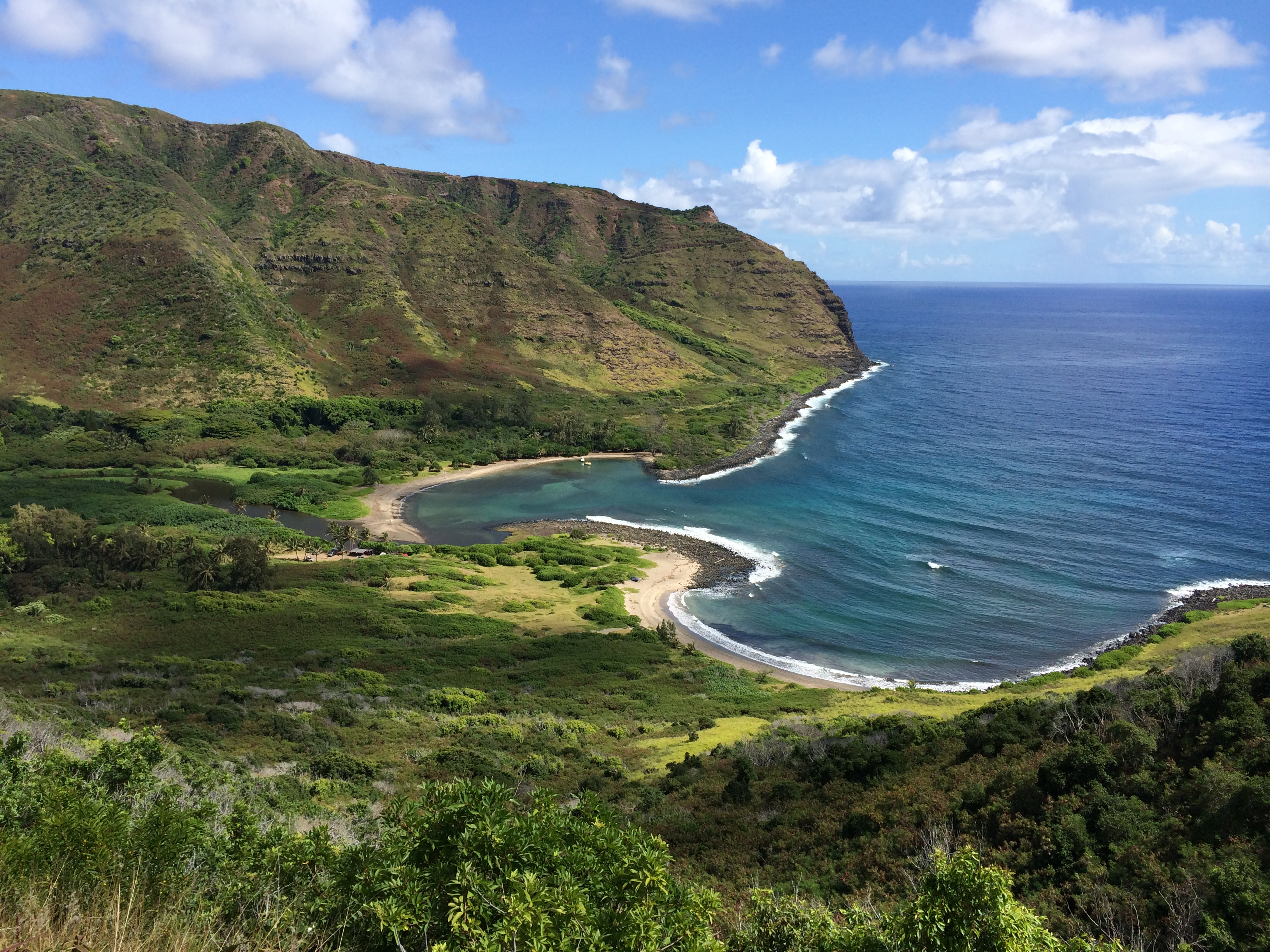 Molokai is the Most Interesting Island in Hawaii
