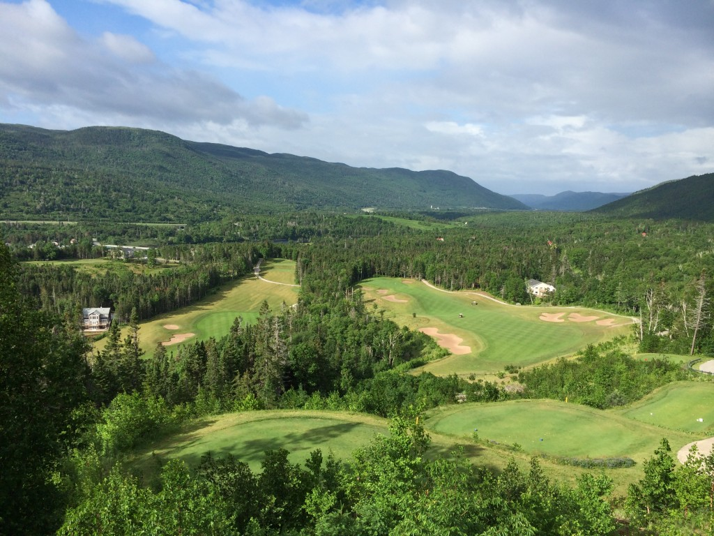 Humber Valley Resort, western newfoundland, Canada