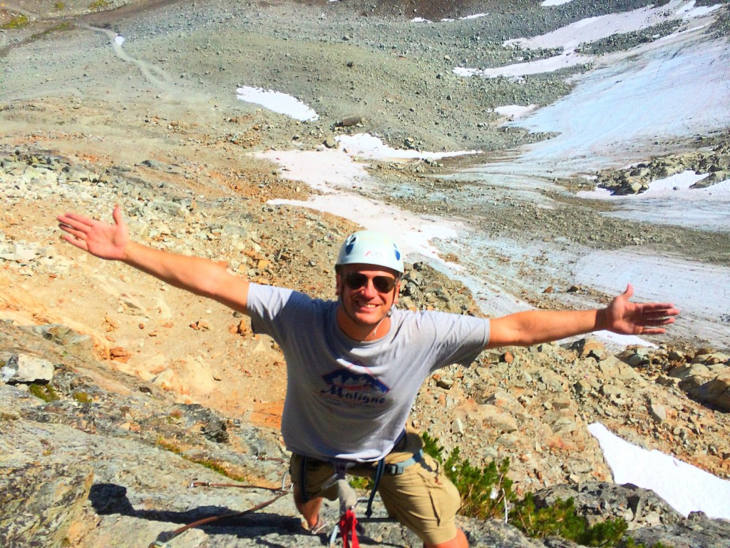 Lee Abbamonte, Via ferrata Whistler