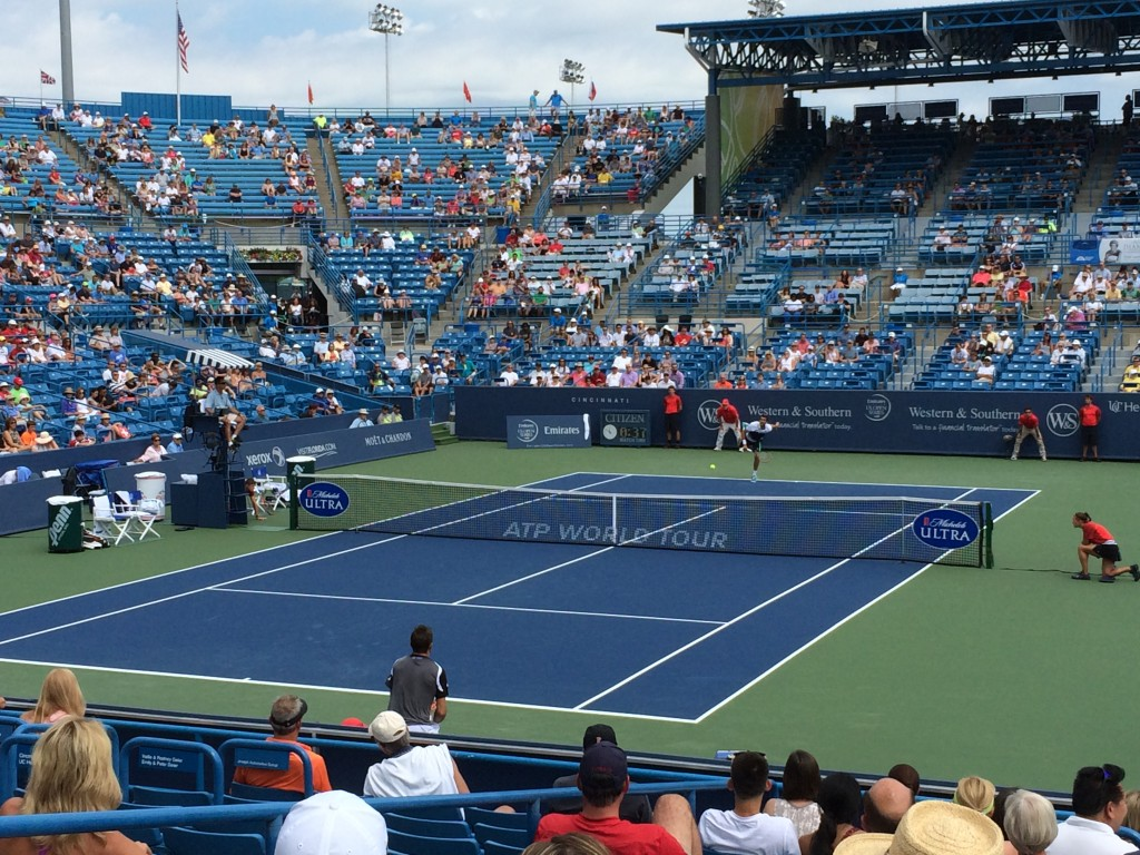 Western and Southern Financial Masters tennis