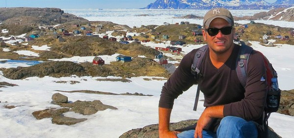 Lee Abbamonte, Greenland, Daily Travel Podcast