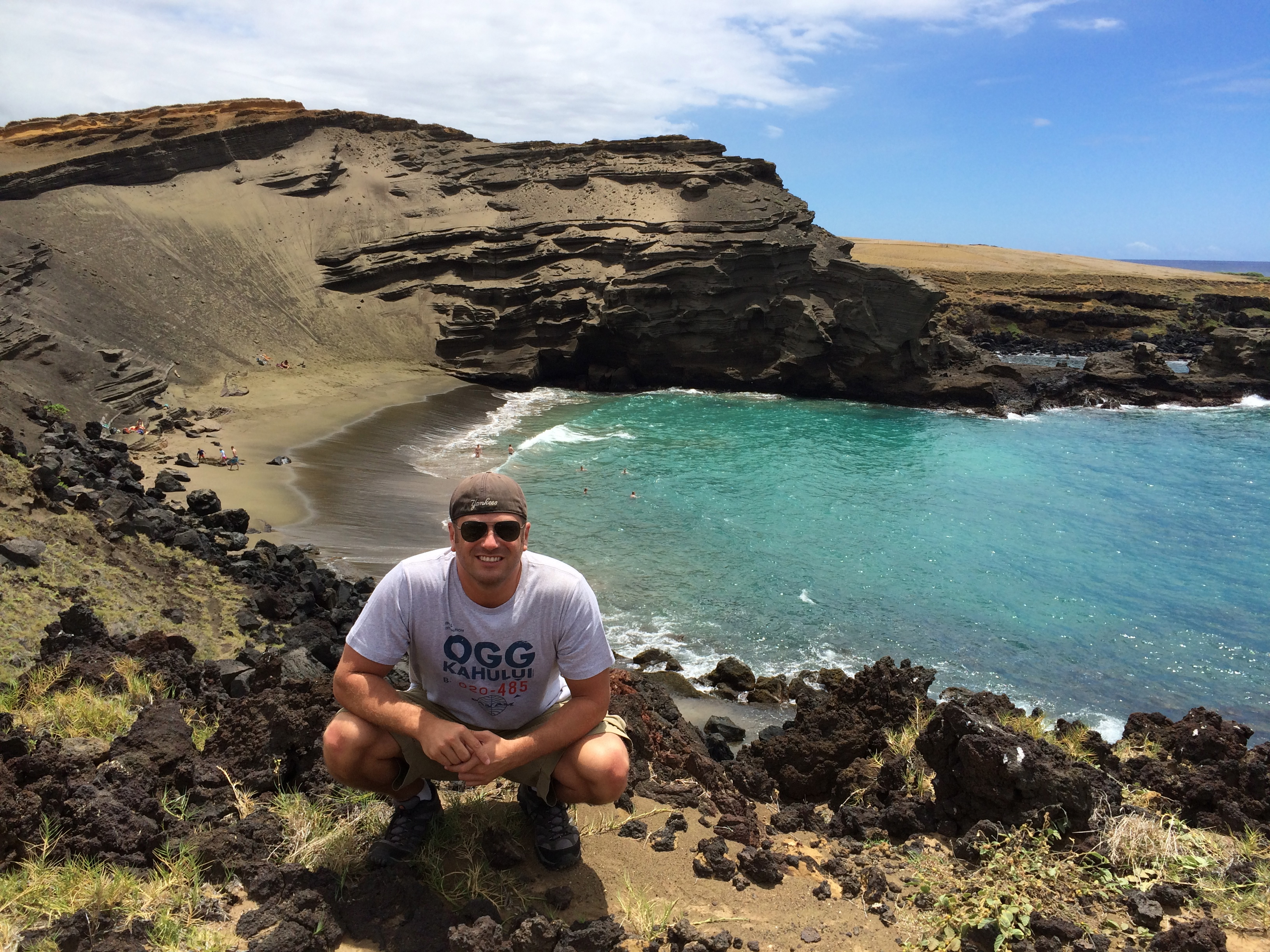 The Big Island of Hawaii for SPG Amex