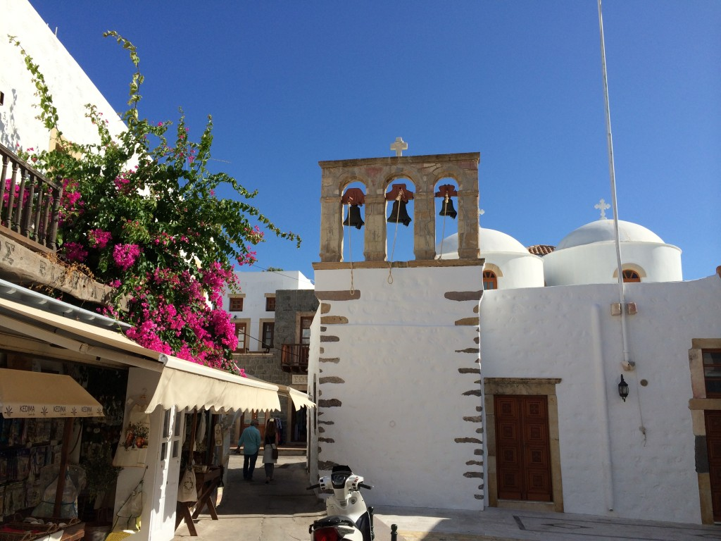 Patmos, town, Greece