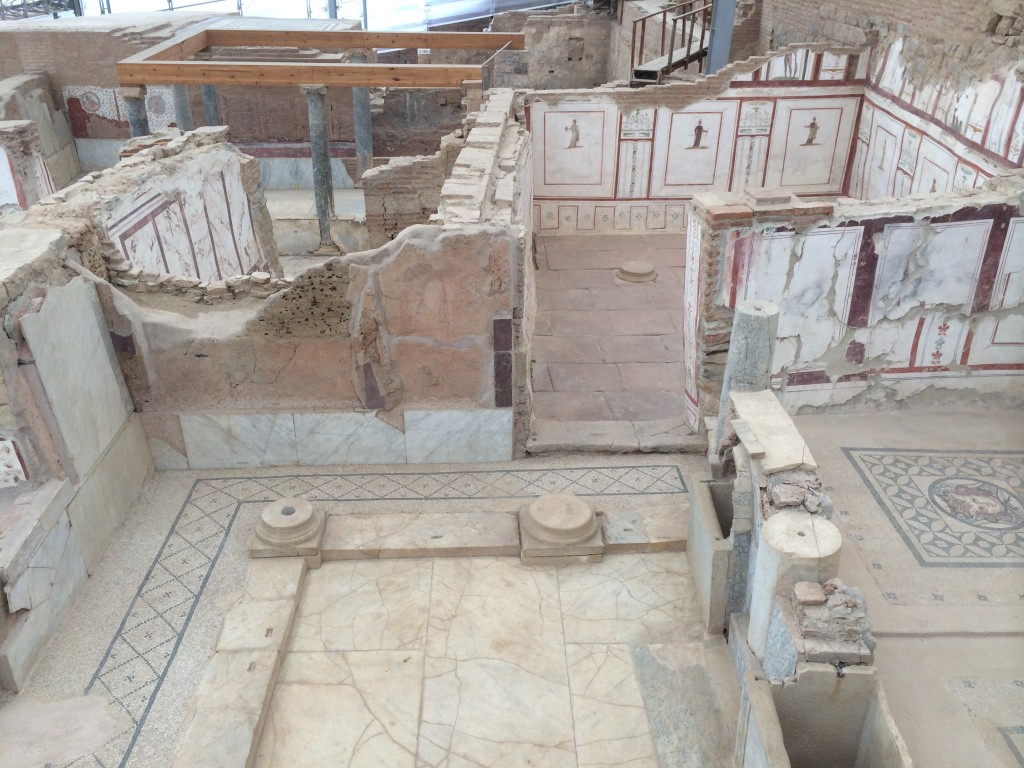 Terrace Houses, Ephesus, Turkey