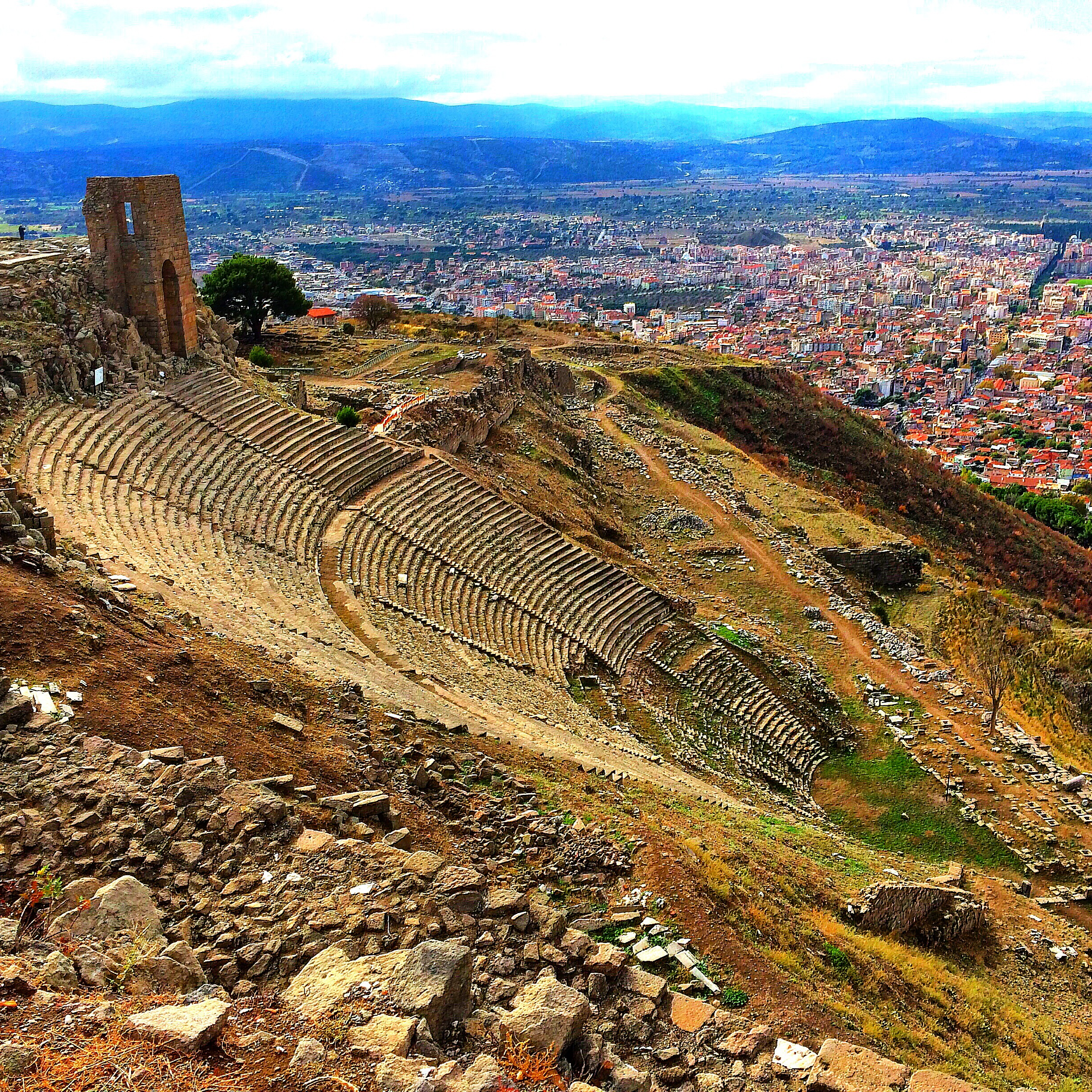 The Ancient City of Pergamon