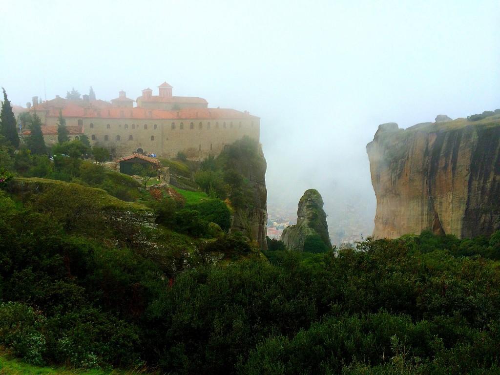 Holy Monastery of Saint Stephen, Meteora, Greece